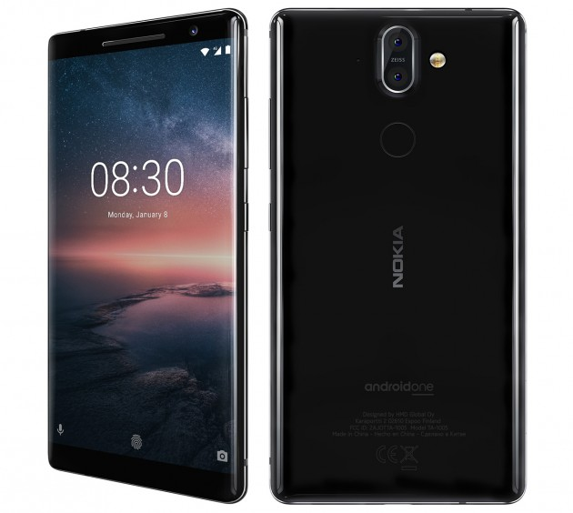 Sell my Sell My Nokia - Nokia 8 Sorocco