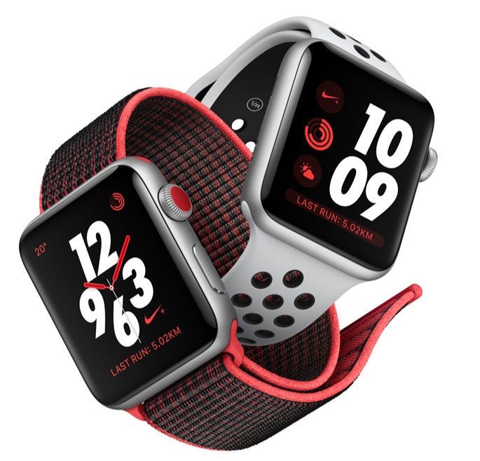 Sell my Apple Watch series 3 Nike