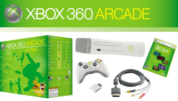 Sell my Sell My Xbox 360 Arcade
