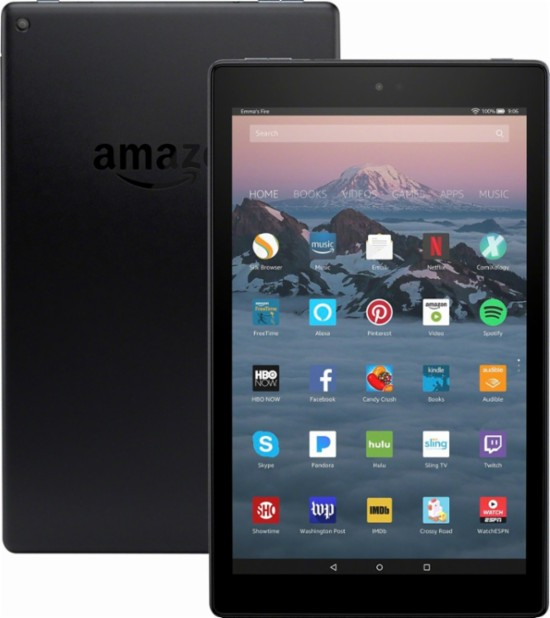 Sell my Sell Amazon Fire HD 10