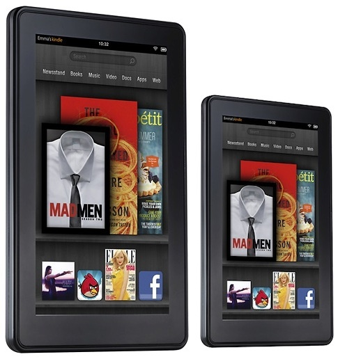 Sell my Sell Amazon Kindle Fire (2012)