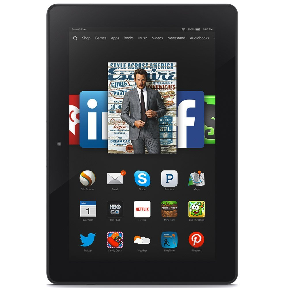 Sell my Sell Amazon Kindle Fire HDX 8.9 Wifi+3G