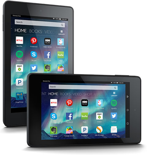 Sell my Sell Amazon Kindle Fire HD 7