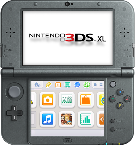 Sell my Sell My Nintendo 3DS XL