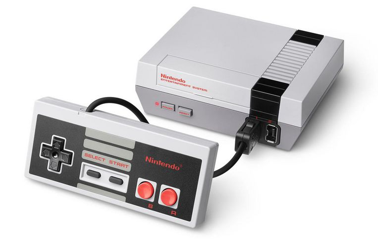 Sell my Sell My Nintendo NES Mini Classic