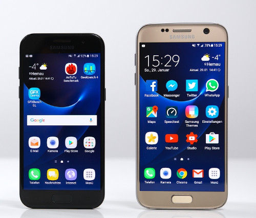 Sell my Sell My Samsung Galaxy A3 2017