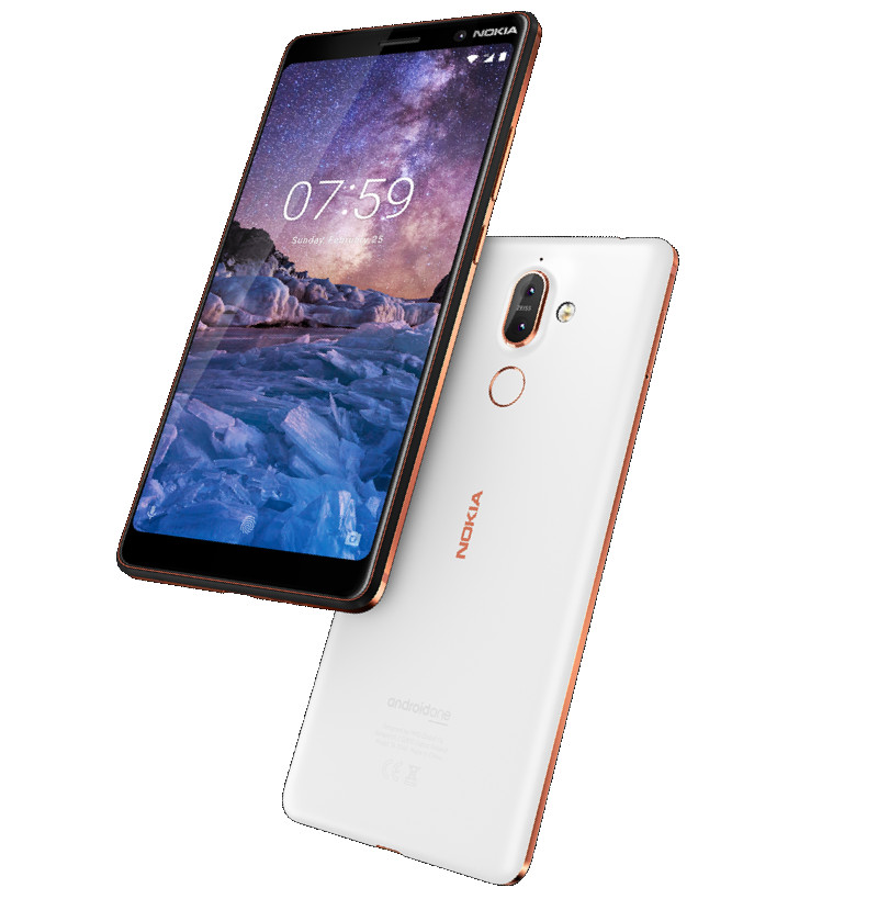 Sell my Sell My Nokia - Nokia 7 Plus